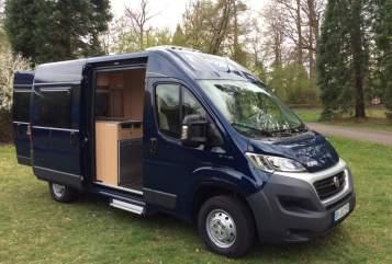 Wohnmobil mieten in Böblingen von privat | Fiat PösslRoadcar