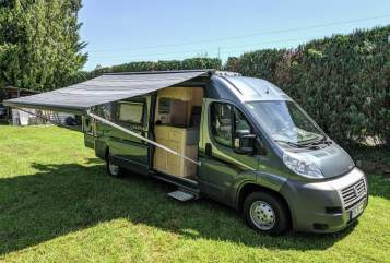 Wohnmobil mieten in Markdorf von privat | Knaus Knaus Boxstar