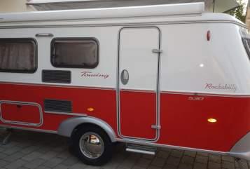 Wohnmobil mieten in Bad Grönenbach von privat | Eriba Rockabilly
