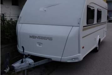 Wohnmobil mieten in Eggendorf von privat | Weinsberg Weinsberg 480