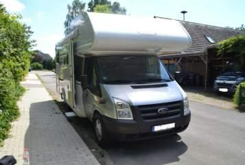 Wohnmobil mieten in Melbeck von privat | LMC Ludwig
