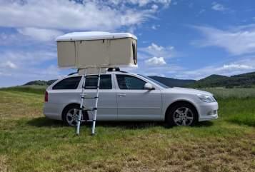 Wohnmobil mieten in Nürtingen von privat | Skoda Camping
