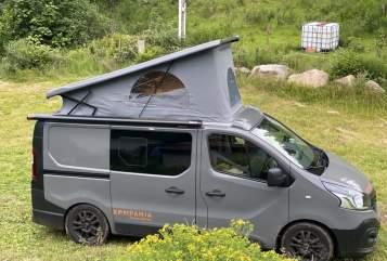 Wohnmobil mieten in Wuppertal von privat | Peugeot Traffic Kompanja