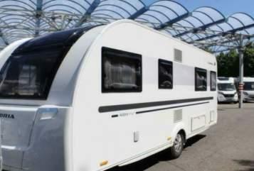 Wohnmobil mieten in Quarnbek von privat | Adria  Sprotte