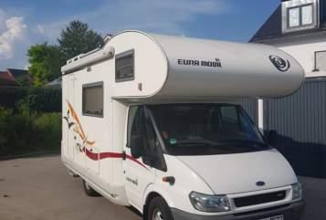 Wohnmobil mieten in Dorfen von privat   Eura Mobil Hildegard