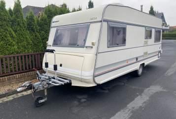 Wohnmobil mieten in Lengede von privat   Bürstner  Arlo