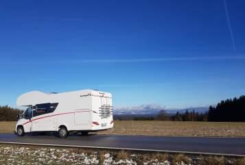 Wohnmobil mieten in Berlin von privat | Fiat Ducato mateo