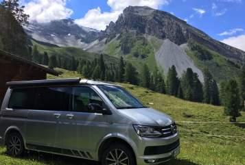 Wohnmobil mieten in München von privat | Volkswagen Jonas' Camper