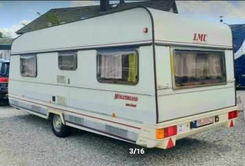 Wohnmobil mieten in Ilbesheim bei Landau in der Pfalz von privat | LMC Tiny Micha
