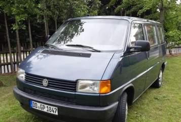 Wohnmobil mieten in Dresden von privat | VW Trudel