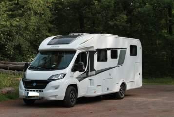 Wohnmobil mieten in Dielheim von privat | Knaus Sunny (2019)