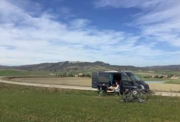 Wohnmobil mieten in Buchholz in der Nordheide von privat | Ford Pederson