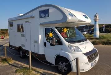 Wohnmobil mieten in Nörvenich von privat | Fiat Kolumbus