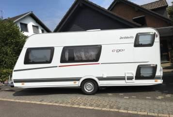 Wohnmobil mieten in Lohmar von privat   Dethleffs Relax