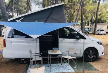 Wohnmobil mieten in Ennepetal von privat | Mercedes  Der Venezianer