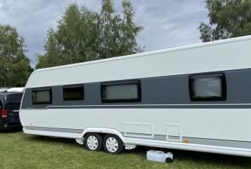 Wohnmobil mieten in Stadtroda von privat   Hobby TT–Liner