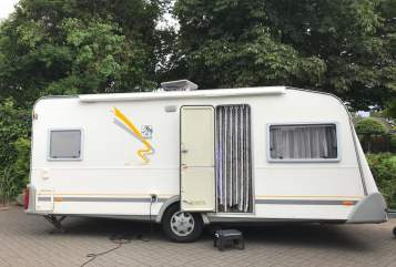 Wohnmobil mieten in Gettorf von privat   Knaus Klausknaus