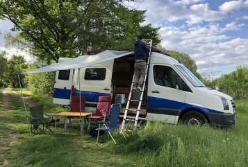 Wohnmobil mieten in Kassel von privat | VW Pippi
