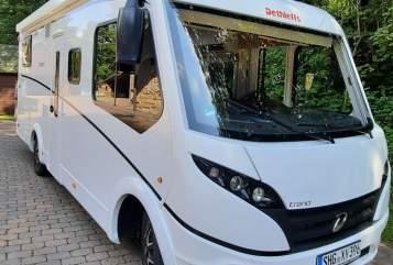 Wohnmobil mieten in Obernkirchen von privat | Dethleffs Uwe