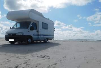 Wohnmobil mieten in Kiel von privat | Bürstner Bürsti