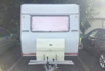 Wohnmobil mieten in Aulendorf von privat | Bürstner Freiheit pur