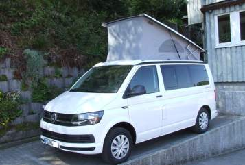 Wohnmobil mieten in Schriesheim von privat | VOLKSWAGEN VW T6 Wanda