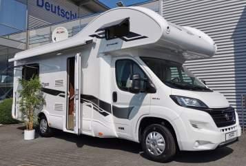 Wohnmobil mieten in Ebersburg von privat | Fiat Ducato Wickie