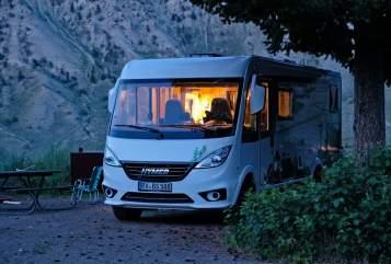 Wohnmobil mieten in Amtzell von privat | Hymer Jimy