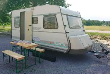 Wohnmobil mieten in Durbach von privat   Caravelair Bamba