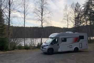 Wohnmobil mieten in Bremen von privat | Bürstner Bürsti