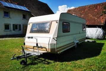 Wohnmobil mieten in Salem von privat | Dethleffs Balu