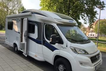 Wohnmobil mieten in Karlsruhe von privat | Knaus Knaus SkyWave