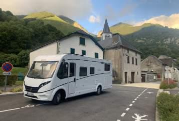 Wohnmobil mieten in Erkelenz von privat | Dethleffs EVE-Mobil