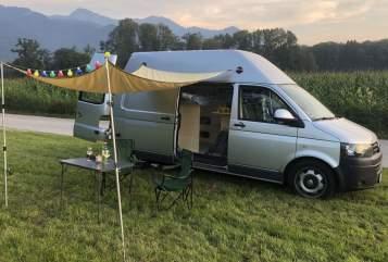 Wohnmobil mieten in Übersee von privat | Volkswagen Resal
