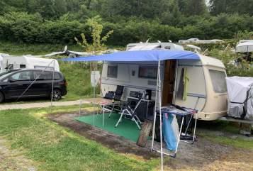 Wohnmobil mieten in Südeichsfeld von privat   Tabbert Tom