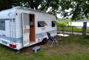 Wohnmobil mieten in Remscheid von privat | Hobby RoomForTwo