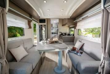 Wohnmobil mieten in Korschenbroich von privat | Challenger Niki - Lounge