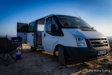 Wohnmobil mieten in Bad Vilbel von privat | Ford Vil-Billy