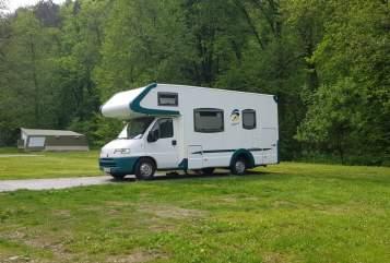 Wohnmobil mieten in Ohlsbach von privat | Weinsberg Schlaubi