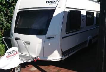 Wohnmobil mieten in Vechta von privat | Fendt Family Fendt