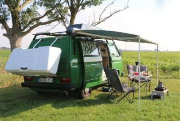 Wohnmobil mieten in Barlt von privat | VW T3 VW T3 Anton
