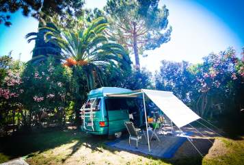 Wohnmobil mieten in Oberteuringen von privat | VW Caroline