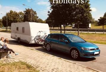 Wohnmobil mieten in Solingen von privat   Dethleffs Rolling Home