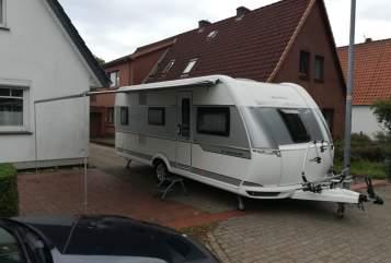 Wohnmobil mieten in Stuhr von privat | Hobby Familienwagen