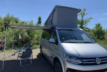 Wohnmobil mieten in Hainichen von privat | VW Eddi