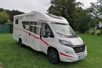 Wohnmobil mieten in Morsbach von privat | Fiat  Sonnenschein