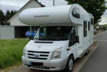 Wohnmobil mieten in Wesseling von privat | Hobby Amelie