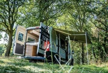 Wohnmobil mieten in Buchholz in der Nordheide von privat | Ducato Camper Carlo