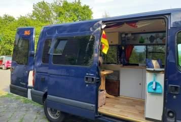 Wohnmobil mieten in Essen von privat | Renault  Kalle