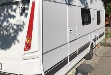 Wohnmobil mieten in Neuhaus am Rennweg von privat   Dethleffs Lotte